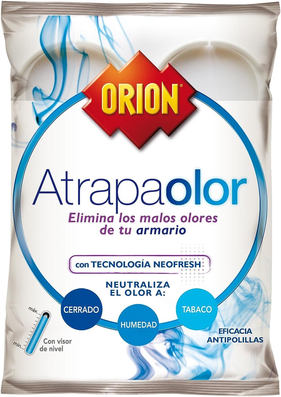 ORION pinzas atrapaolores antipolillas bolsa 2 uds