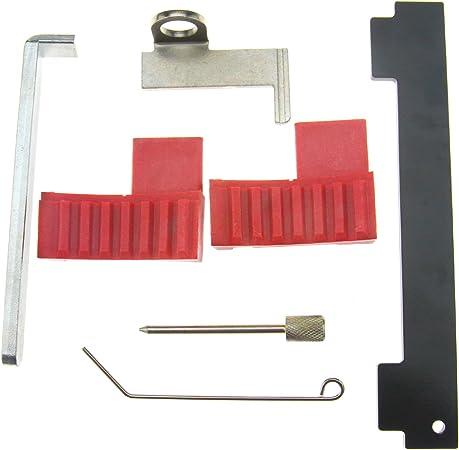 Strumento Universale per bloccare la fasatura del Motore dellauto Create Idea 7 Pezzi