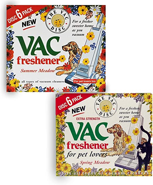 AVC Vac - Ambientador para aspiradoras de Primavera y Verano para ...