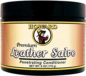 Howard Products LS0006 Leather Salve