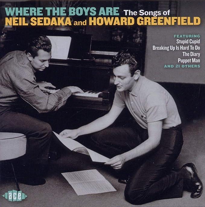 Amazon | Where the Boys Are: Songs of Neil Sedaka & Howard | Where ...
