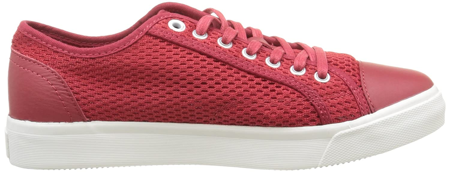 G-Star MAGG LO, Sneakers Basses Femme - Rouge (Red 603) - 37 EU