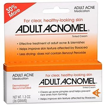 Crema Efectiva Para El Acne En Adultos - Elimina El Acne En Adultos - Combate El