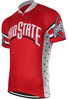 5008bfb7b Amazon.com   Michigan State Men s Cycling Jersey   Sports   Outdoors