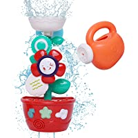 WELHAEPI Kid Bath Toys,Shower Game Baby Bath Toys for Toddlers Boys Girls,Kid Gifts Toys for 1,2,3,4,5+ Year Old…