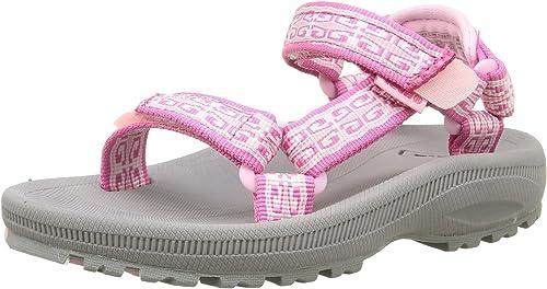 Hiking Sandals, Pink (Mdpk), 5 Child UK