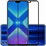 Newlike Huawei Honor 8X 5D Tempered Glass,Full Coverage Newlike Premium Pro Tempered Glass for Honor 8X - Black
