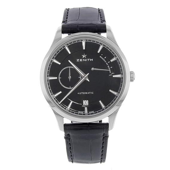 Zenith 03.2122.685/21.C493 Elite Automatic-Self-Wind - Reloj