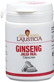 Ana María Lajusticia Ginseng y Jalea Real - 60 Cápsulas