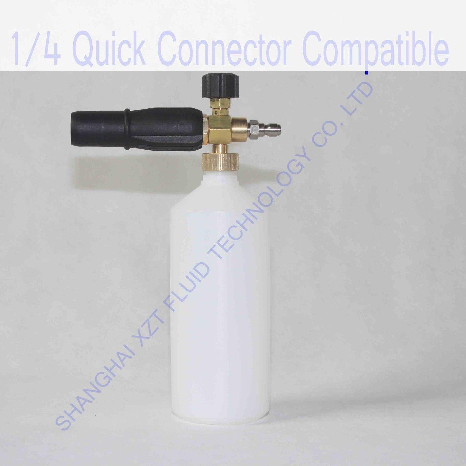 Pressure Washer Jet Wash 1/4'' Quick Release Plug Snow Foam Lance ;TM79F-32M UGBA61372