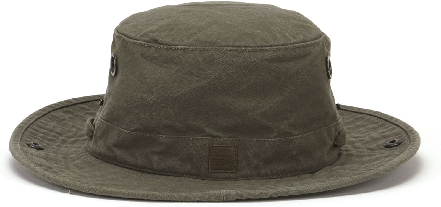 521035e1c Amazon.com: Tilley Endurables T3 Wanderer Cotton Duck Medium Brim ...