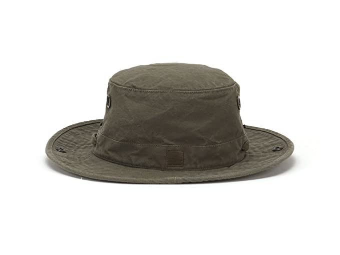 Amazon.com  Tilley Endurables T3 Wanderer Cotton Duck Medium Brim ... c54fc5060bda