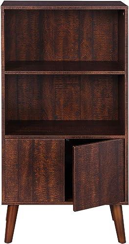 VASAGLE Bookcase Modern Bookcase
