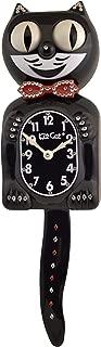 product image for Kit Cat Klock Limited Edition Black Tail Kite Swarovski Crystals Jeweled Clock