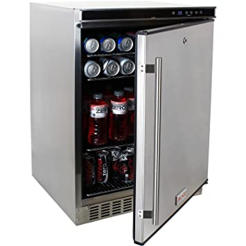 Blaze Blz Ssrf 50d Outdoor Rated Stainless 24 In Refrigerator 5 2 Cu