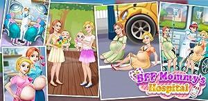 Best Friends' Baby Hospital - Pregnancy Girls Games from 6677g ltd