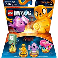 Warner Bros LEGO Dimensions Adventure Time Team Pack - Adventure Time Team Pack Edition