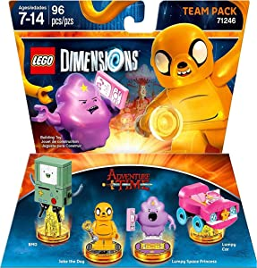 Warner Home Video - Games LEGO Dimensions, Adventure Time Team Pack - Not Machine Specific