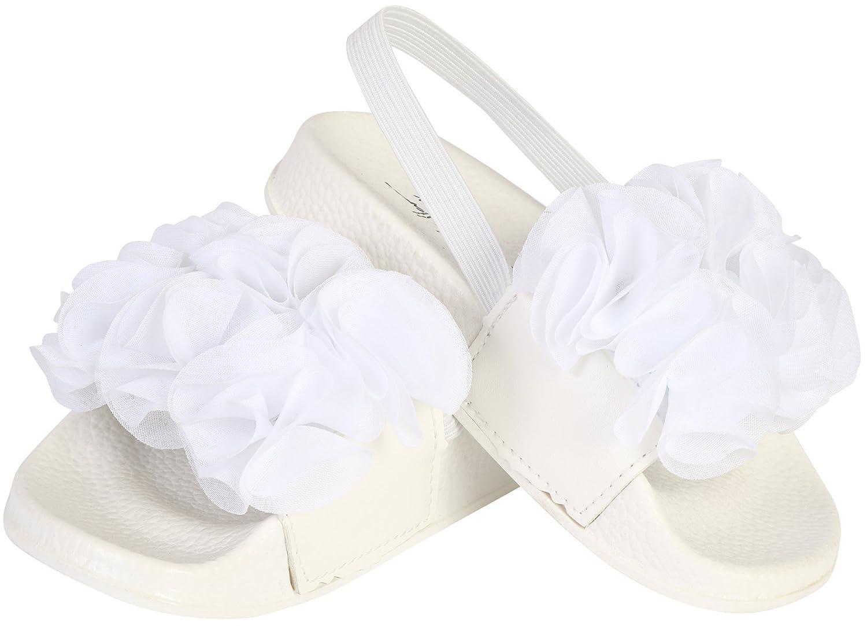 8c7aede1e1b2b Mua sản phẩm Nicole Miller New York Toddler Girls Flower Slide ...
