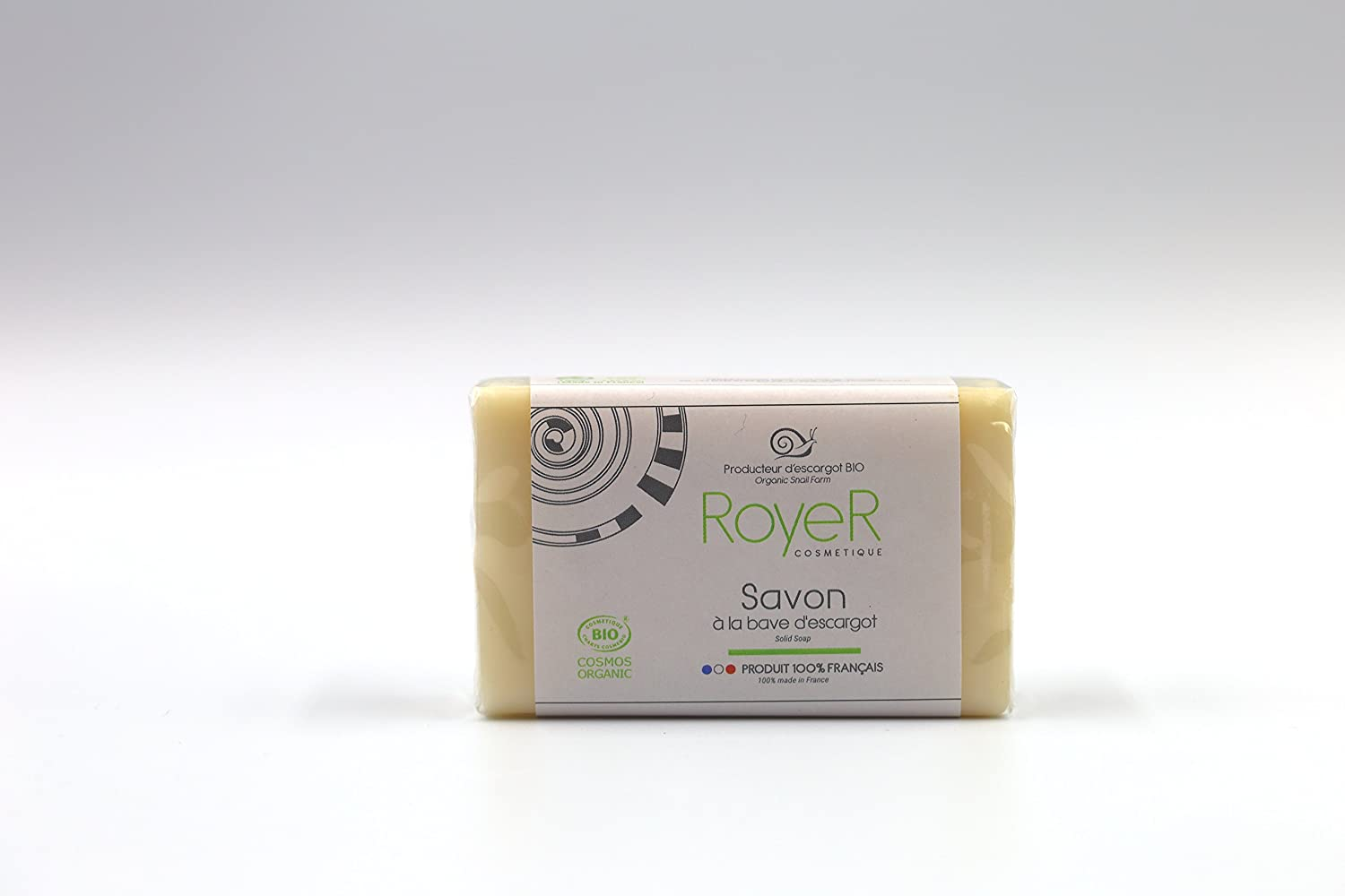 Savon à la bave d'escargot ROYER 100g