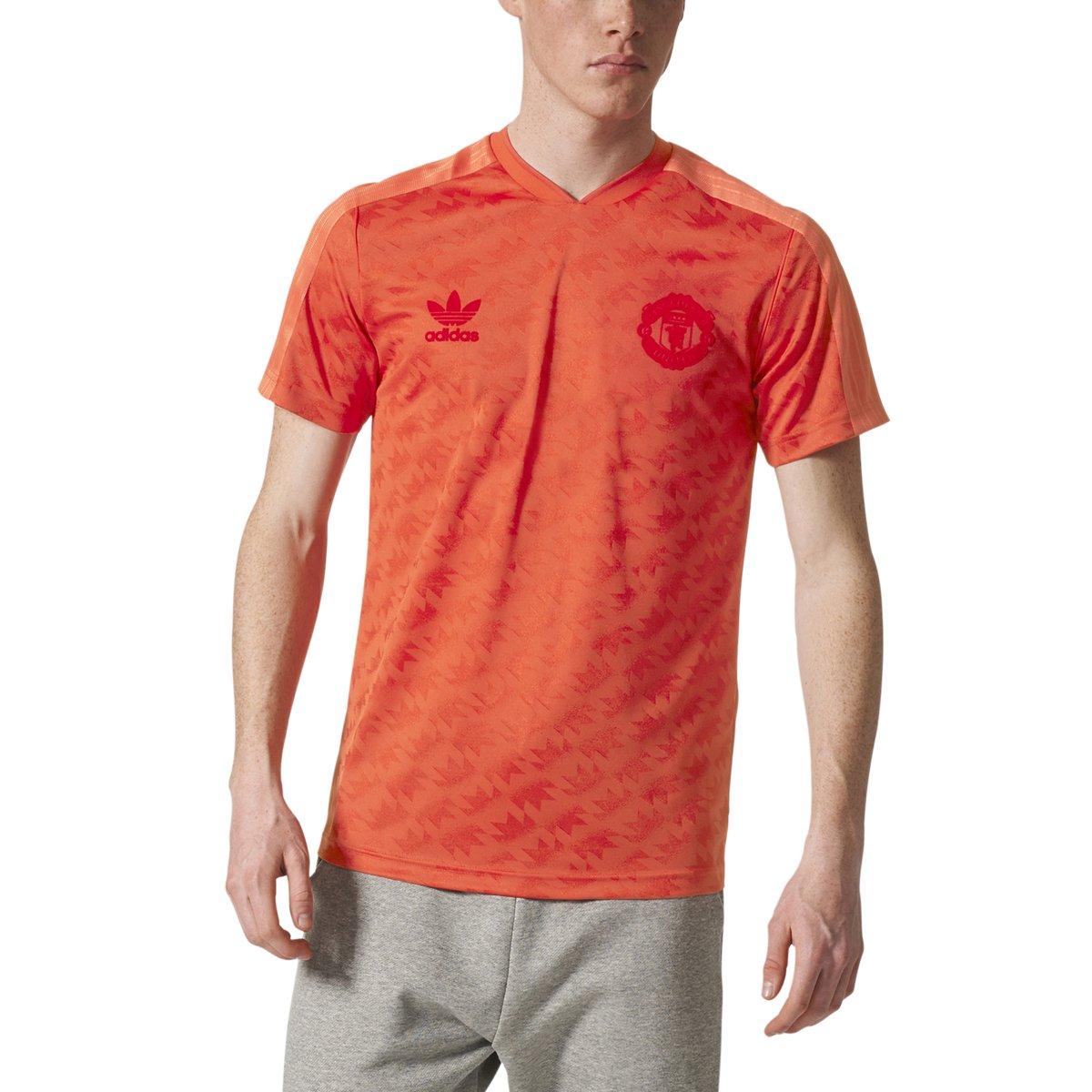 Amazon Com Adidas Originals Men S Manchester United Fc
