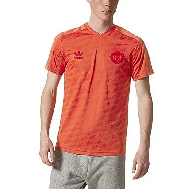 Amazon.com  adidas Originals Men s Manchester United FC Jersey  Clothing 732779aee