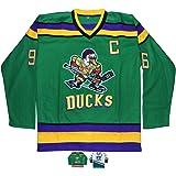 brand new f0007 7e23f Amazon.com: MOLPE Goldberg 33 Ducks Jersey S-XXXL Green, 90S ...