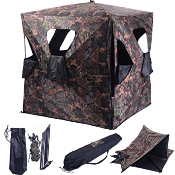covert ks kill blind camouflage ramps p pop discount hb shot popup up hunting blinds