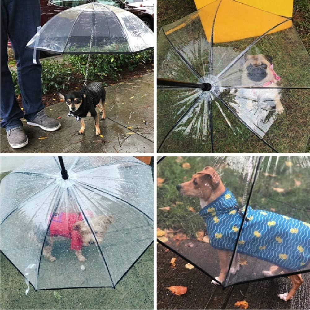 Best Dog umbrella with leash 14