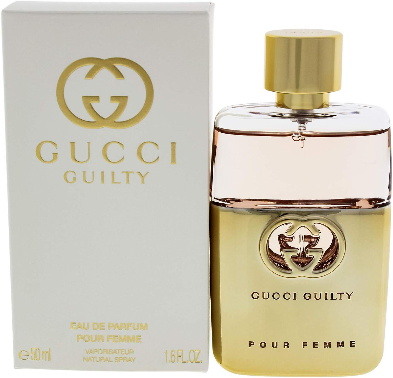 Gucci Gucci Guilty Woman Edp 50 Ml Vapo - 5 Mililitros