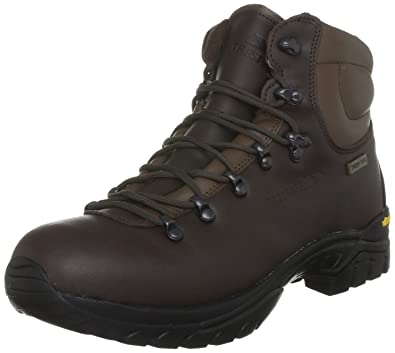 Mens Walker Outdoor High Rise Hiking Boots Trespass Buy Cheap Genuine KkFVnlY
