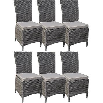 Ascot Media Caña de fresno Weave ratán sillas de comedor para todo ...
