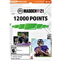 MADDEN NFL 21 - MUT 12000 Points Pack - PC…