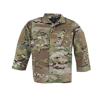 Trooper Clothing Kids Multicam Uniform Jacket: Clothing
