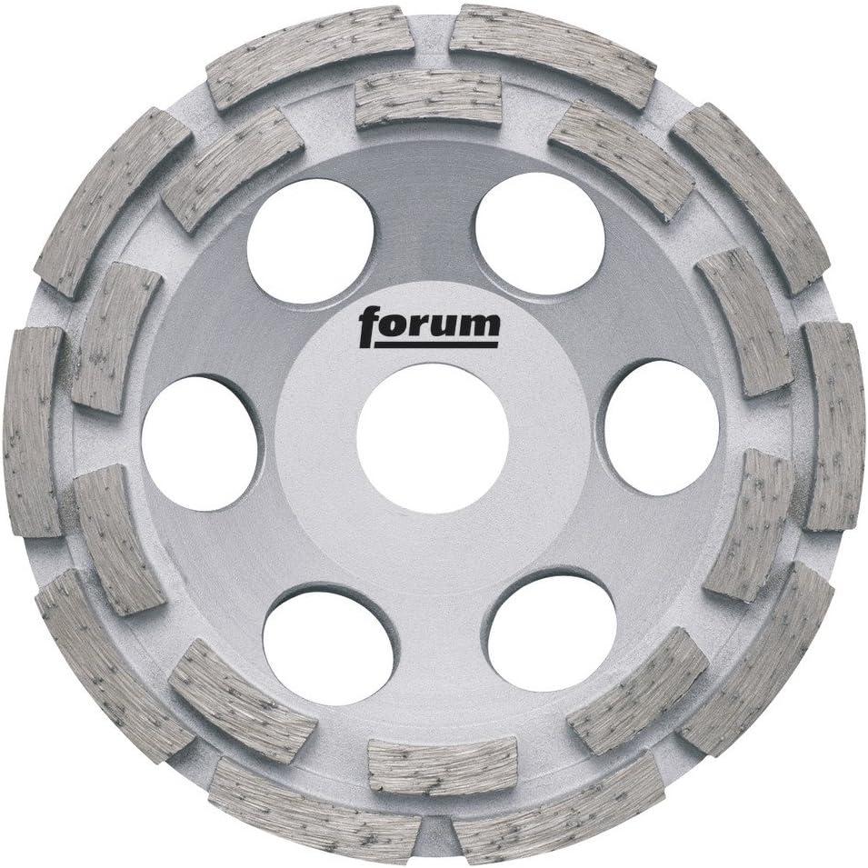 Forum 4317784865838 Masch-Schraubstock Gr.1 80mm