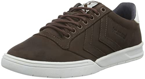 Hummel HML Stadil Winter Low Sneaker, Scarpe da Ginnastica Basse Unisex –  Adulto, Marrone