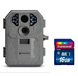Stealth Cam STC-P12 6.0 Megapixel Digital Scouting Camera