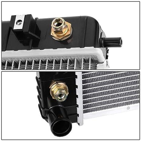 Prime Choice Auto Parts RK1570 Aluminum Radiator