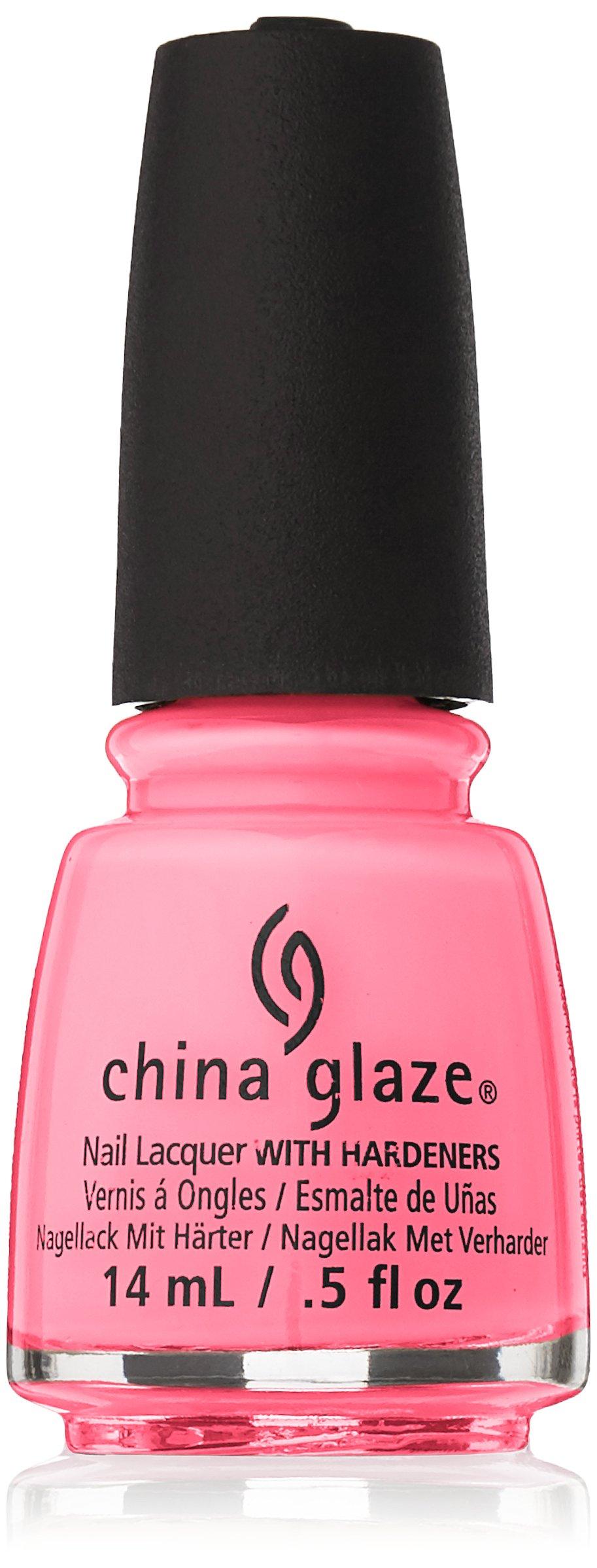 Amazon.com : China Glaze Nail Polish, Dance Baby, 0.5 Fluid Ounce ...