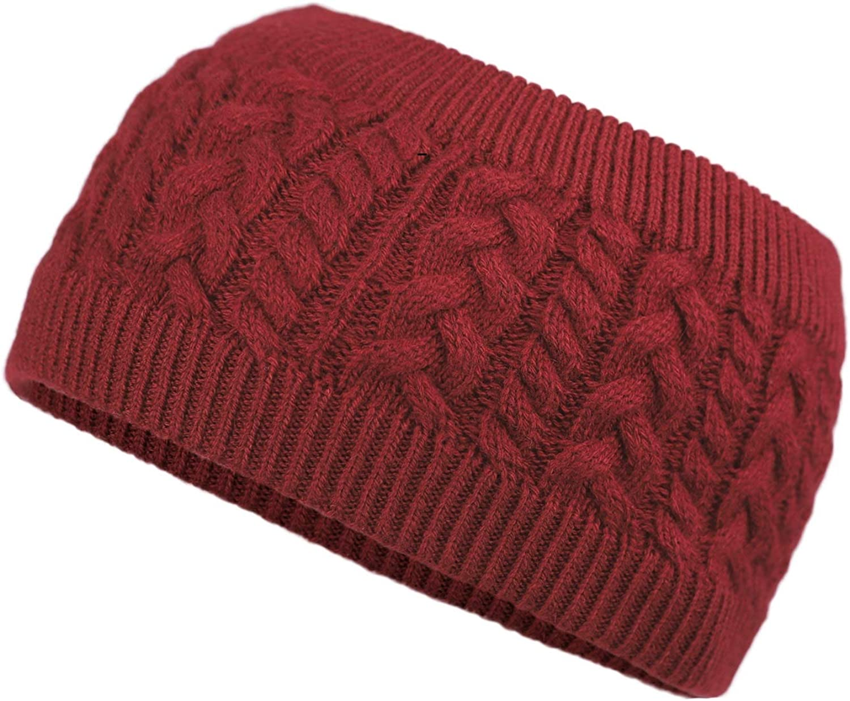 Flammi Cable Knit Headband...
