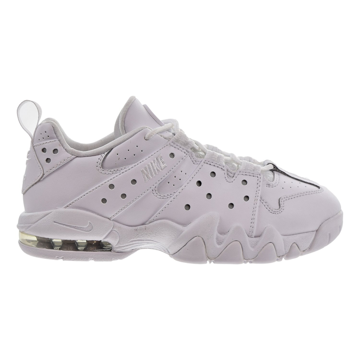newest 7701a bacef Amazon.com   Nike Air Max CB  94 Low Little Kids (PS) Shoes White White  918337-100 (12 M US)   Basketball