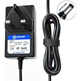 T POWER ( 12v Ac Dc Adapter For Casio Privia Digital Piano Keyboard (AD-A12150LW ADA12150LW) PX, WK, CDP, AP, CTK SERIES PX130RD BK WE Digital Piano Keyboard Charger