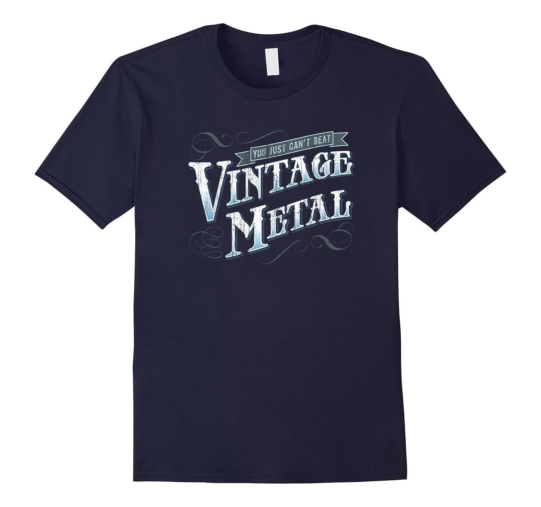 Retro Vintage Metal, Classic Car T Shirt-FL