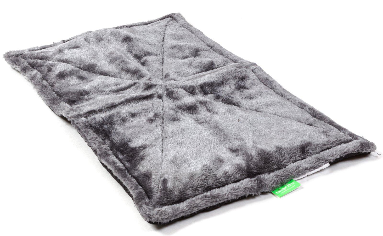 Unique Petz Self-Warming Comfort Pet Mat - Smoke