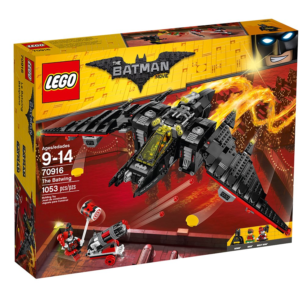 1a89fd6e1c9 THE LEGO BATMAN MOVIE The Batwing 70916 Kids Toy