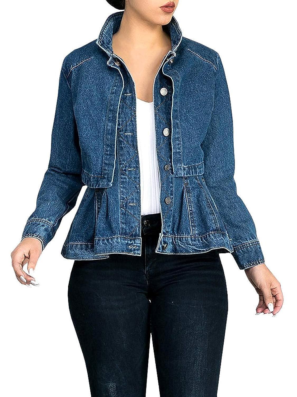 6c143ba21d4 Top 10 wholesale Washed Denim Shirt Womens - Chinabrands.com