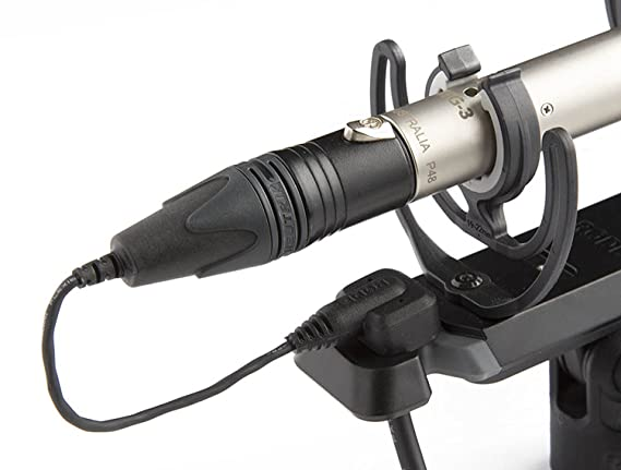 Amazon.com: RODE NTG4 Pistol Grip Microphone Kit: NTG4 Microphone, PG2-R Grip, PG2-R Cable, and WS6 Wind Shield: Camera & Photo