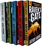 Power of Five Books Collection 5 Books Set by Anthony Horowitz (Raven's Gate, Evil Star, Night Rise, Necropolis…