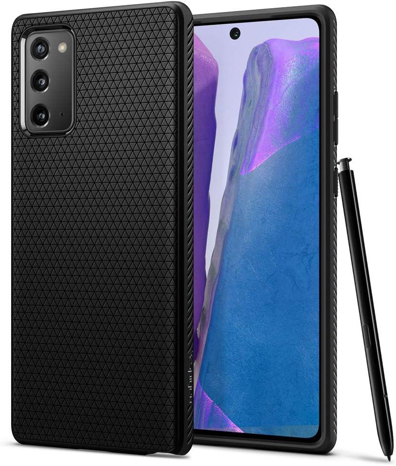 5. Spigen Liquid Air Armor Samsung Galaxy Note 20 Case