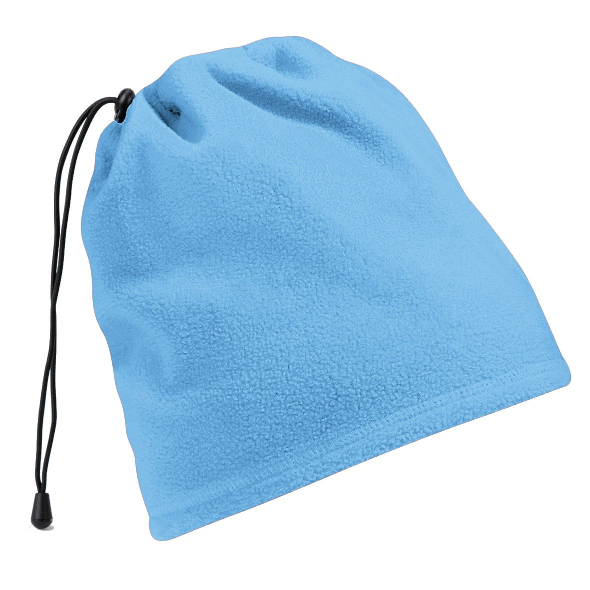 Beechfield Fleece Winter Beanie Hat Neck Warmer Cowl Snood Scarf